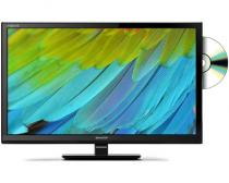 "22"" LC-22DFE4011E Full HD digital LED TV + DVD Player slika"