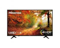 "43"" H43A6140 Smart LED 4K Ultra HD digital LCD TV slika"