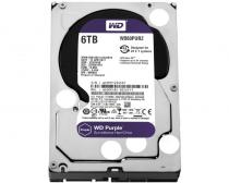 "6TB 3.5"" SATA III 64MB IntelliPower WD60PURZ Purple slika"
