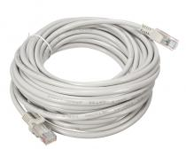 Kabl UTP patch Cat5e 10m sivi slika