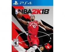 NBA 2K18 PS4 slika