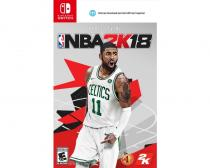 NBA 2K18 Switch slika
