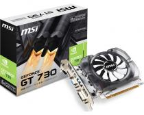 nVidia GeForce GT 730 4GB 128bit N730-4GD3V2 slika