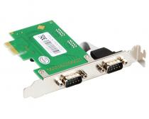 PCI Express kontroler 2-port (RS-232,DB-9) slika