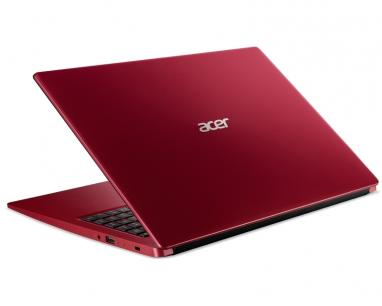 "Aspire A315-34-C83Y 15.6"" Intel N4000 Dual Core 1.1GHz (2.60GHz) 4GB 128GB crveni"