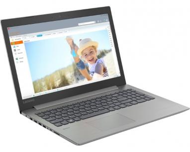 "IdeaPad 330-15IGM 15.6"" Intel N4000 1.1GHz(2.6GHz) 4GB 500GB Siva slika"