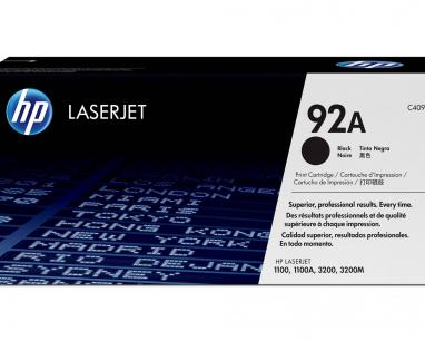 LaserJet 92A Black Toner Cartridge slika